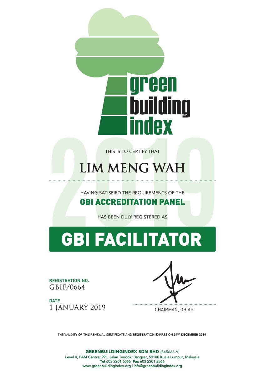 GBI Facilitator