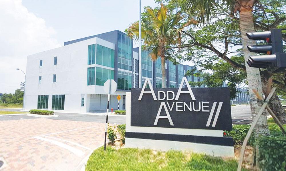 Adda Avenue