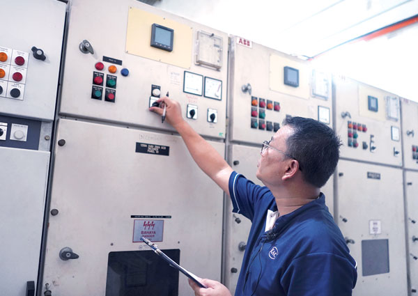 Competent Electrical Supervising Engineer