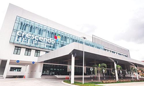 Crescendo HELP International School