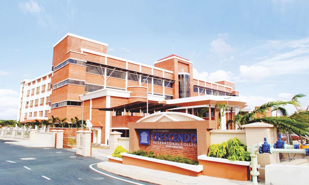 Crescendo HELPInternational School