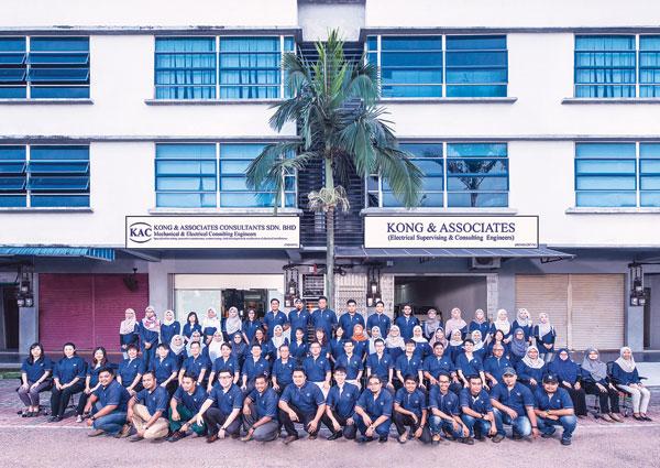 KAC M&E Consultancy & Project Team