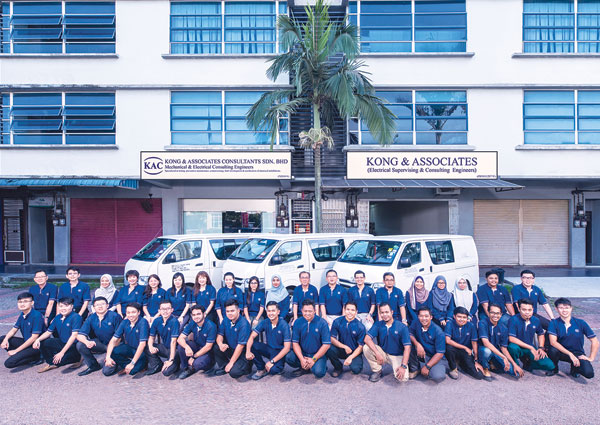 KAC Solar & Setting Team