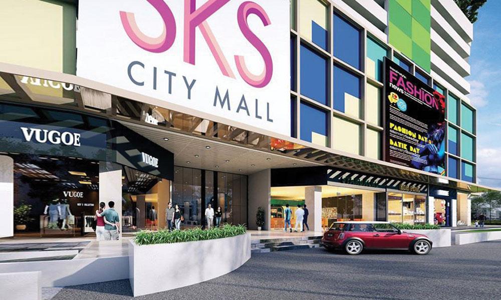 SKS City Mall