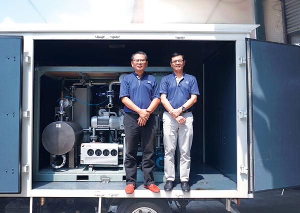 Transformer Oil Purification Service
